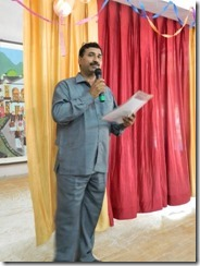 Teacher program 6 Beni KHEL's General Manager